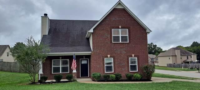795 Cornish Way, Clarksville, TN 37043 (MLS #RTC2292914) :: Nashville Roots