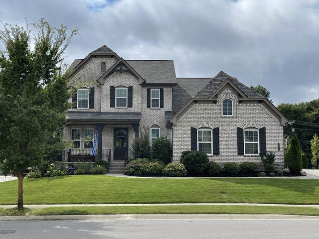 2081 Belsford Dr, Nolensville, TN 37135 (MLS #RTC2292978) :: Exit Realty Music City