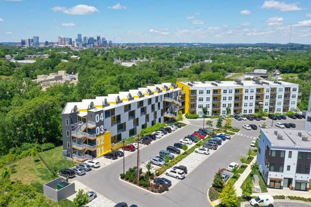 400 Herron Dr #413, Nashville, TN 37210 (MLS #RTC2292997) :: Village Real Estate