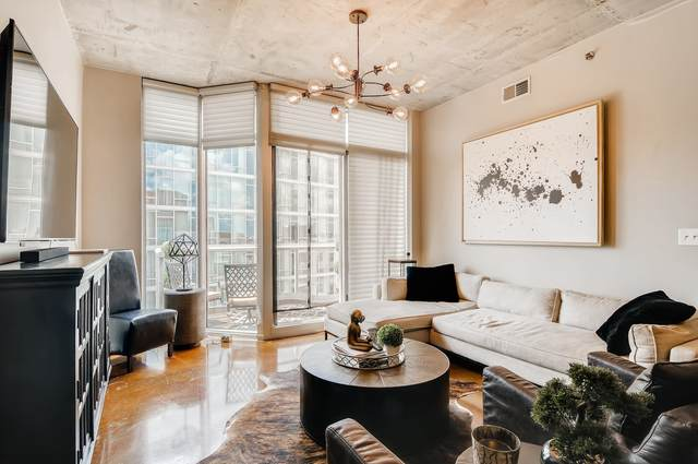 600 12th Ave S #836, Nashville, TN 37203 (MLS #RTC2293002) :: The Home Network by Ashley Griffith