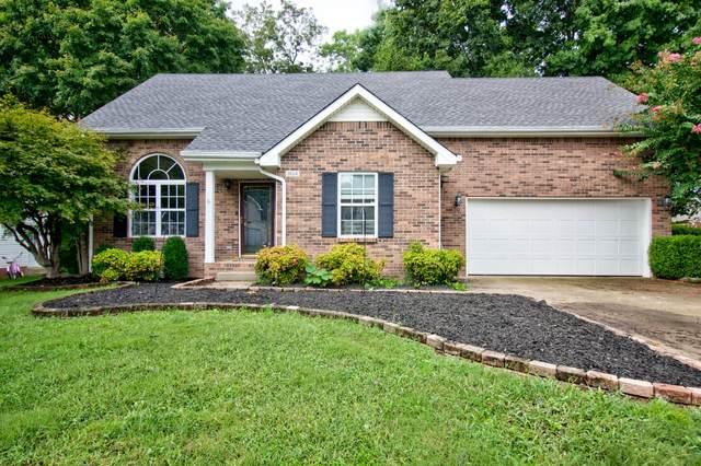 1614 Windriver Rd, Clarksville, TN 37042 (MLS #RTC2293008) :: Clarksville.com Realty