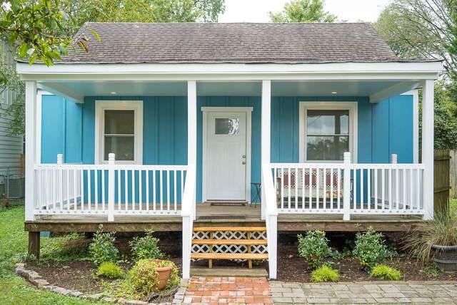 306 Vivelle Ave, Nashville, TN 37210 (MLS #RTC2293070) :: John Jones Real Estate LLC