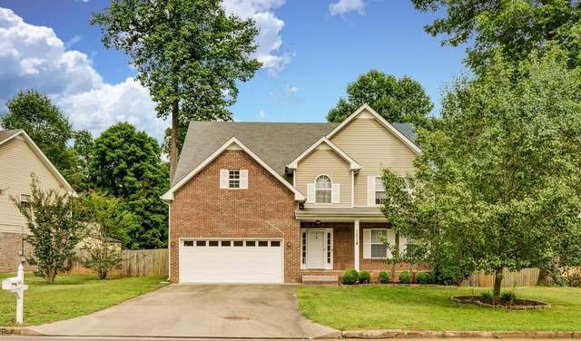 1605 Windriver Rd, Clarksville, TN 37042 (MLS #RTC2293074) :: Clarksville.com Realty