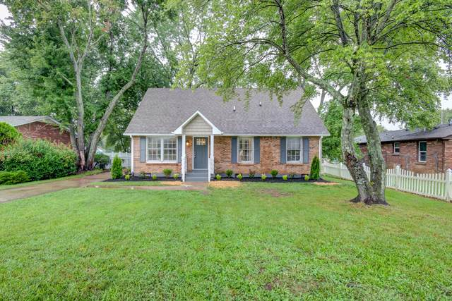 372 Louise Ln, Clarksville, TN 37042 (MLS #RTC2293153) :: Ashley Claire Real Estate - Benchmark Realty
