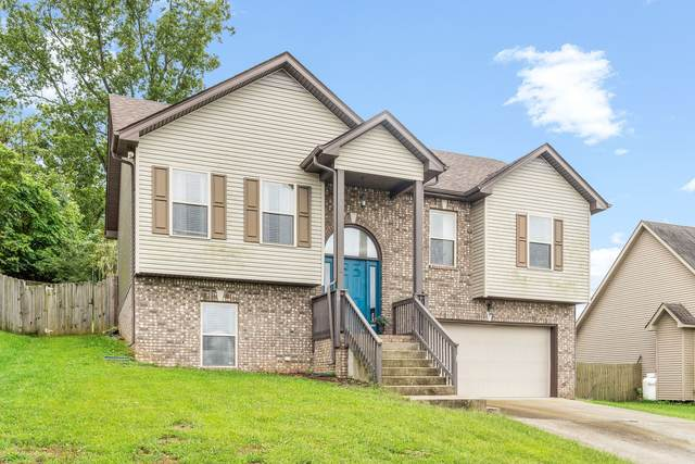 717 Arrowfield Dr, Clarksville, TN 37042 (MLS #RTC2293163) :: Ashley Claire Real Estate - Benchmark Realty