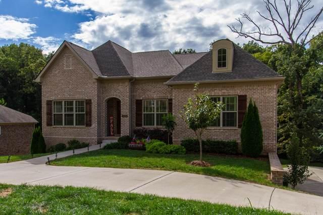 1205 Ben Hill Blvd, Nolensville, TN 37135 (MLS #RTC2293167) :: John Jones Real Estate LLC