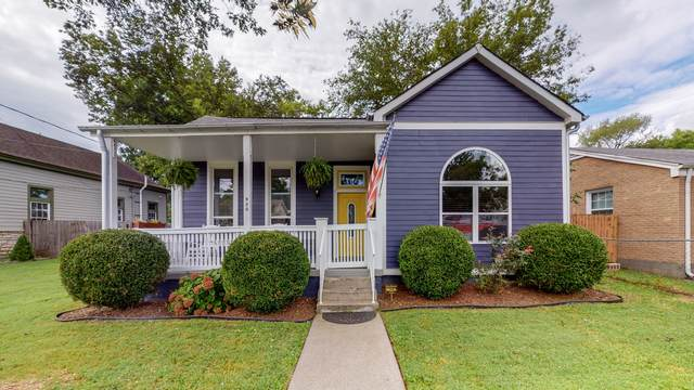 820 Lischey Avenue, Nashville, TN 37207 (MLS #RTC2293186) :: Your Perfect Property Team powered by Clarksville.com Realty