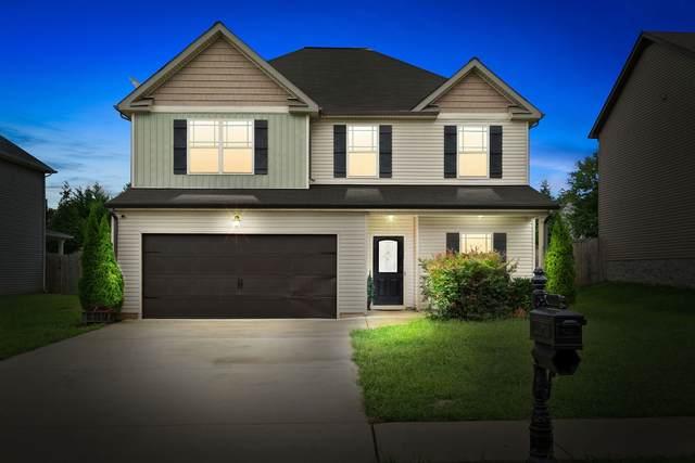 3421 Oconnor Ln, Clarksville, TN 37042 (MLS #RTC2293201) :: Berkshire Hathaway HomeServices Woodmont Realty