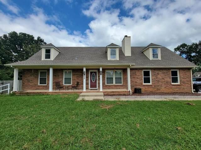 1200 Windchase Dr, Clarksville, TN 37042 (MLS #RTC2293222) :: The Godfrey Group, LLC