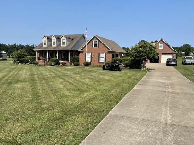 9 Harris Rd, Fayetteville, TN 37334 (MLS #RTC2293228) :: Christian Black Team