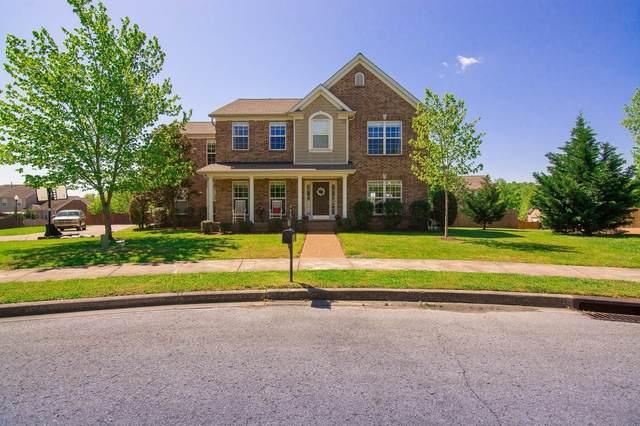 1312 Citadel Ct, Franklin, TN 37067 (MLS #RTC2293256) :: John Jones Real Estate LLC