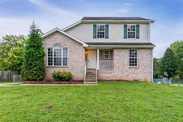 1345 Bluebonnet Dr, Clarksville, TN 37042 (MLS #RTC2293296) :: Berkshire Hathaway HomeServices Woodmont Realty