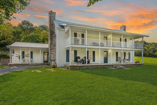 3425 Hurricane Creek Rd, Woodbury, TN 37190 (MLS #RTC2293302) :: John Jones Real Estate LLC