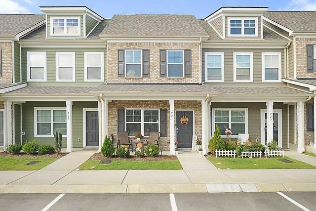 721 Bradburn Village Way #151, Antioch, TN 37013 (MLS #RTC2293370) :: Village Real Estate