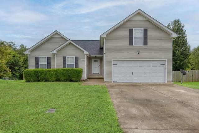 3793 Man O War Blvd, Clarksville, TN 37042 (MLS #RTC2293429) :: Berkshire Hathaway HomeServices Woodmont Realty