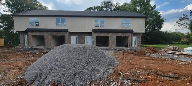 402 Shelby St #C, Clarksville, TN 37042 (MLS #RTC2293454) :: The Godfrey Group, LLC