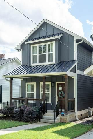 1022B Cahal Ave, Nashville, TN 37206 (MLS #RTC2293480) :: The Godfrey Group, LLC
