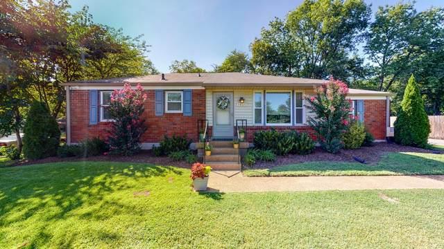 3803 Hilltop Ave, Nashville, TN 37216 (MLS #RTC2293516) :: John Jones Real Estate LLC