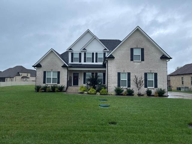 1221 Alex Walker Dr, Christiana, TN 37037 (MLS #RTC2293557) :: John Jones Real Estate LLC