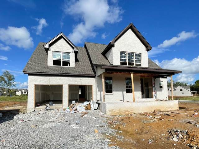 3017 Turnstone Trace, Lot 57, Spring Hill, TN 37174 (MLS #RTC2293558) :: Village Real Estate