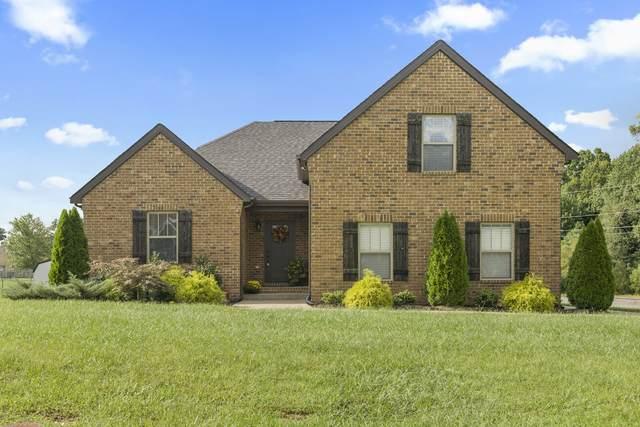 509 Gunn Ln, Springfield, TN 37172 (MLS #RTC2293568) :: John Jones Real Estate LLC