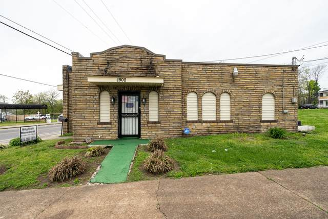1500 Buchanan St, Nashville, TN 37208 (MLS #RTC2293570) :: Nashville Home Guru