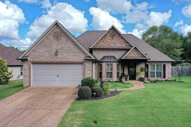 287 Greenhill Dr, Jackson, TN 38305 (MLS #RTC2293661) :: Exit Realty Music City