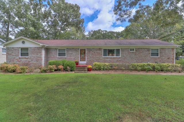 208 Old Fort St, Tullahoma, TN 37388 (MLS #RTC2293667) :: RE/MAX Fine Homes