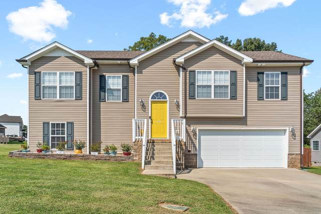 1264 Morstead Dr, Clarksville, TN 37042 (MLS #RTC2293672) :: The Home Network by Ashley Griffith