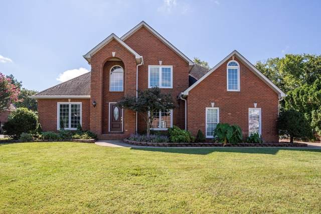 2310 Calderwood Ct, Murfreesboro, TN 37130 (MLS #RTC2293722) :: John Jones Real Estate LLC
