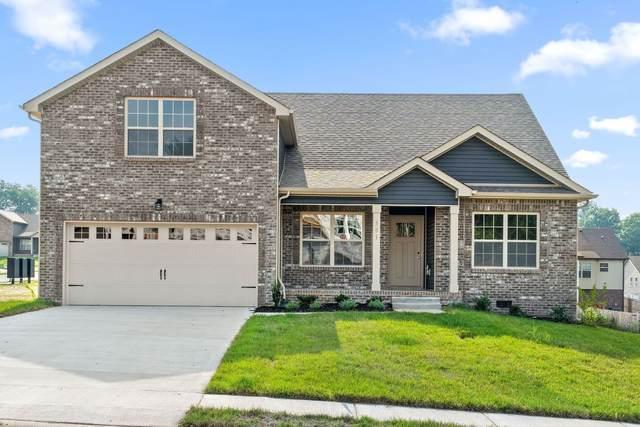 545 Macy Lynn Drive, Clarksville, TN 37042 (MLS #RTC2293781) :: John Jones Real Estate LLC