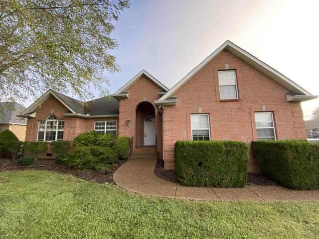 1521 Gray Fox Ln, Spring Hill, TN 37174 (MLS #RTC2293795) :: Village Real Estate