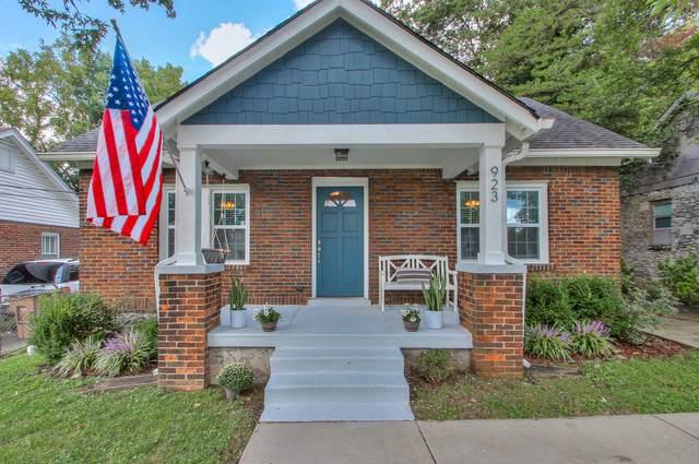923 W Eastland Ave, Nashville, TN 37206 (MLS #RTC2293797) :: John Jones Real Estate LLC