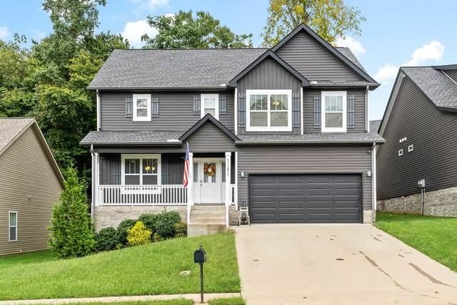 1181 Eagles Bluff Dr, Clarksville, TN 37040 (MLS #RTC2293811) :: John Jones Real Estate LLC