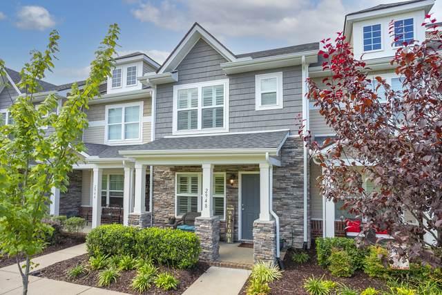 2948 Treloar Way, Hermitage, TN 37076 (MLS #RTC2293822) :: Cory Real Estate Services