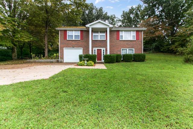 558 Briarwood Dr, Clarksville, TN 37040 (MLS #RTC2293837) :: The Godfrey Group, LLC