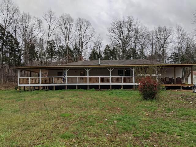 540 Mccord Hollow Rd, Hohenwald, TN 38462 (MLS #RTC2293918) :: Christian Black Team