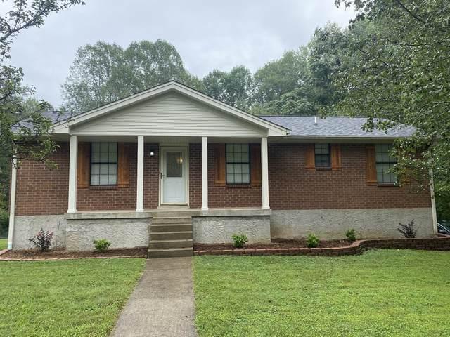1009 Winding Ridge Rd, Goodlettsville, TN 37072 (MLS #RTC2293926) :: John Jones Real Estate LLC