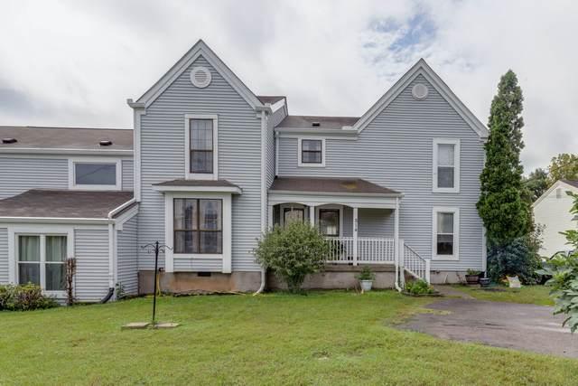 814 Rachels Vw, Hermitage, TN 37076 (MLS #RTC2293936) :: John Jones Real Estate LLC