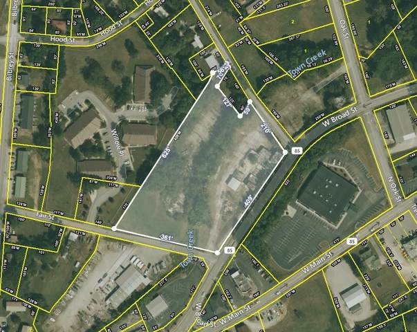 410 W Broad St, Livingston, TN 38570 (MLS #RTC2294011) :: The Godfrey Group, LLC