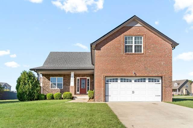 1060 Castlerock Dr, Clarksville, TN 37042 (MLS #RTC2294110) :: The Godfrey Group, LLC