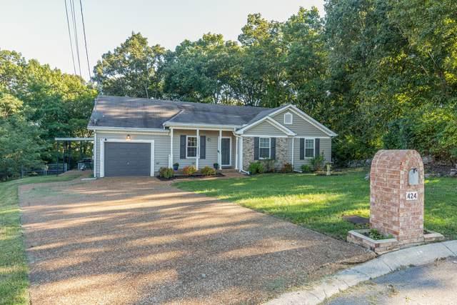 424 Hickory Timber Ct, Antioch, TN 37013 (MLS #RTC2294134) :: John Jones Real Estate LLC