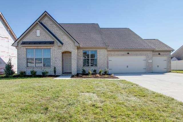 2421 Murano Dr, Murfreesboro, TN 37128 (MLS #RTC2294180) :: John Jones Real Estate LLC