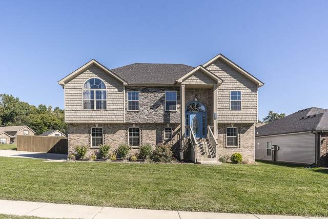 1170 Gentry Dr, Clarksville, TN 37043 (MLS #RTC2294191) :: Movement Property Group