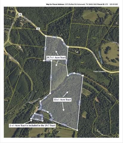 2372 Buffalo Rd, Hohenwald, TN 38462 (MLS #RTC2294200) :: John Jones Real Estate LLC