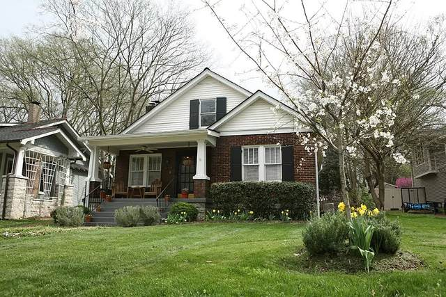 3709 Princeton Ave, Nashville, TN 37205 (MLS #RTC2294207) :: John Jones Real Estate LLC