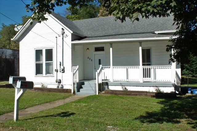 111 Jordan Ave, Mount Pleasant, TN 38474 (MLS #RTC2294229) :: Team George Weeks Real Estate