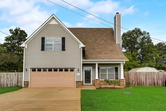 1042 Shallow Water Way, Murfreesboro, TN 37127 (MLS #RTC2294418) :: John Jones Real Estate LLC