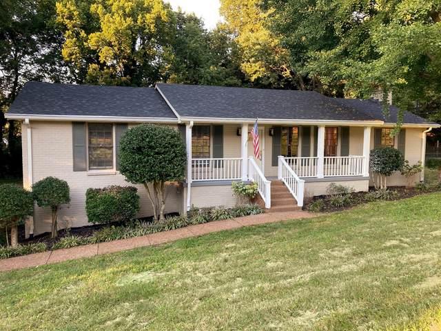 215 London Ln, Franklin, TN 37067 (MLS #RTC2294446) :: Cory Real Estate Services