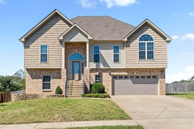 1736 Autumnwood Blvd, Clarksville, TN 37042 (MLS #RTC2294450) :: Kenny Stephens Team